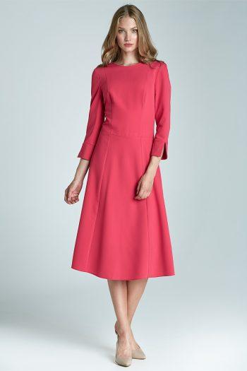 Rochie de zi Nife violet