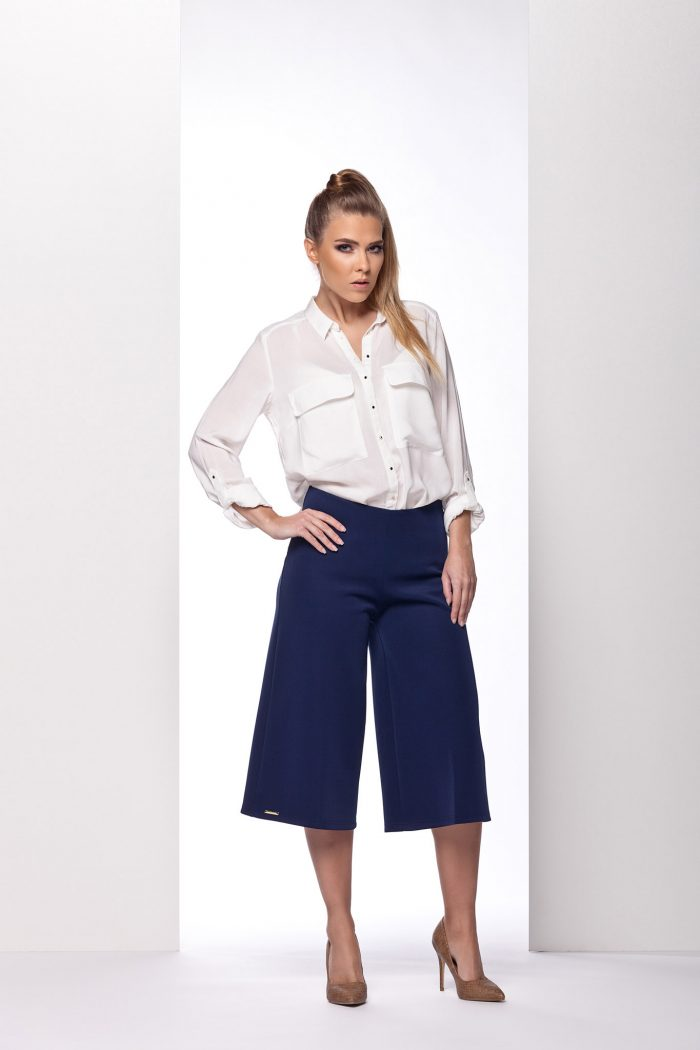 Rochie pantalon Lemoniade albastru