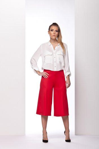 Rochie pantalon Lemoniade roşu