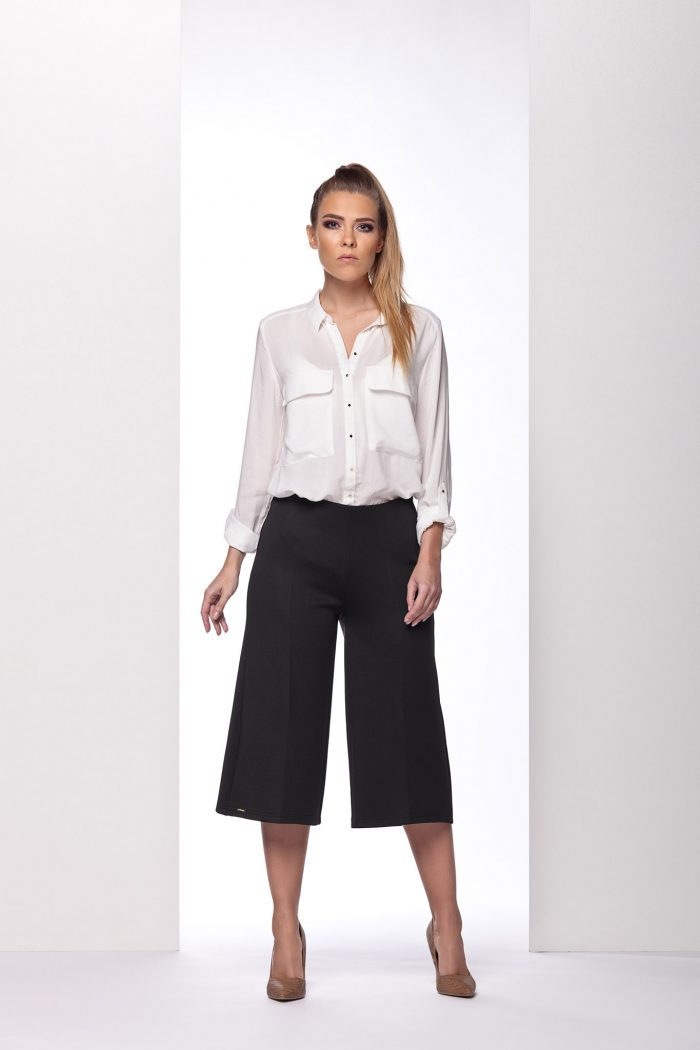 Rochie pantalon Lemoniade negru