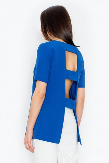 Bluză Figl albastru