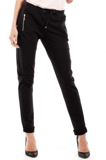 Pantaloni de trening Moe negru