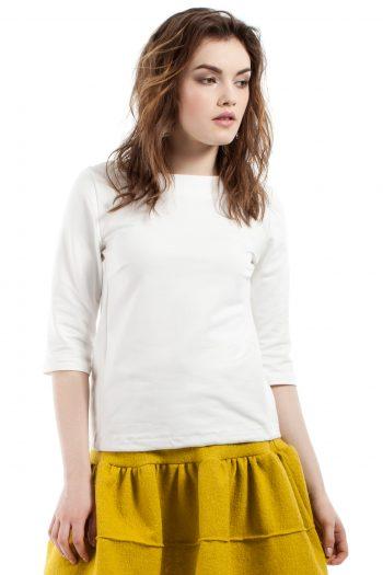Bluză Moe alb