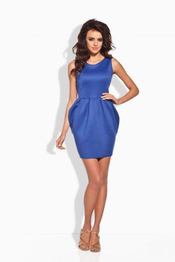 Rochie elegantă Lemoniade albastru