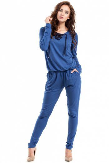 Salopetă Moe albastru