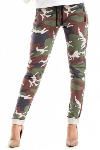 Pantaloni lungi Moe multicolor