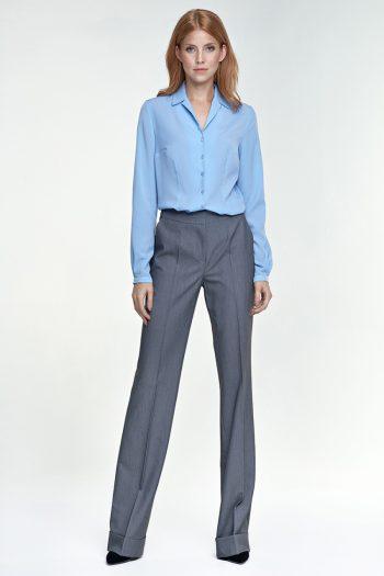 Pantaloni lungi Nife gri