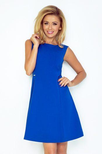 Rochie elegantă Numoco albastru