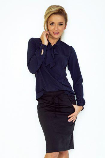 Bluză Numoco Bleumarin
