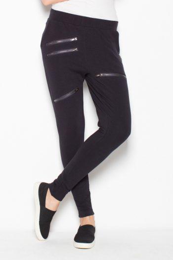 Pantaloni de trening Venaton negru