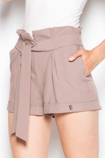 Pantaloni scurţi Venaton bej
