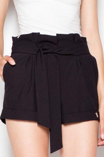 Pantaloni scurţi Venaton negru