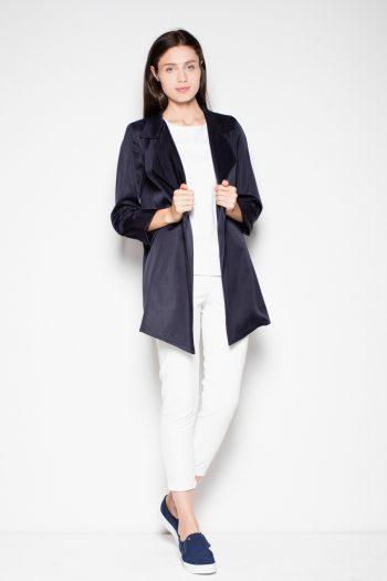 Palton Venaton Bleumarin