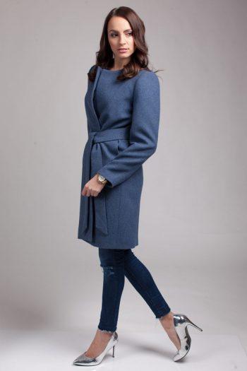 Palton Mattire albastru