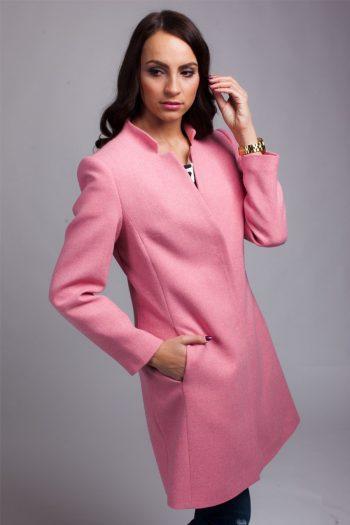 Palton Mattire roz