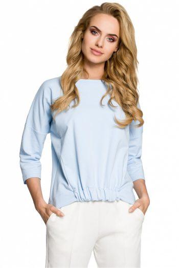 Bluză Moe albastru