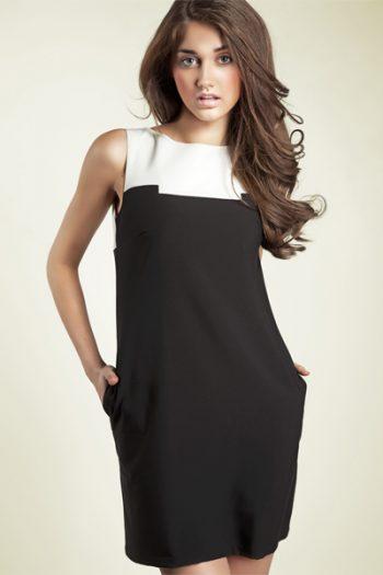 Rochie de zi Nife negru