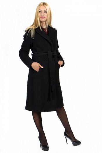 Palton Mattire negru
