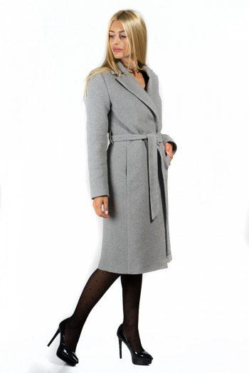 Palton Mattire gri