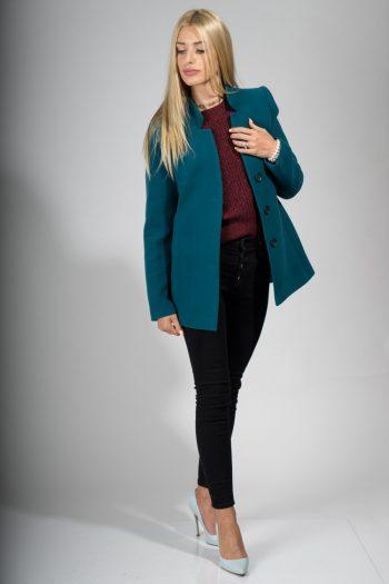 Jachetă Mattire verde