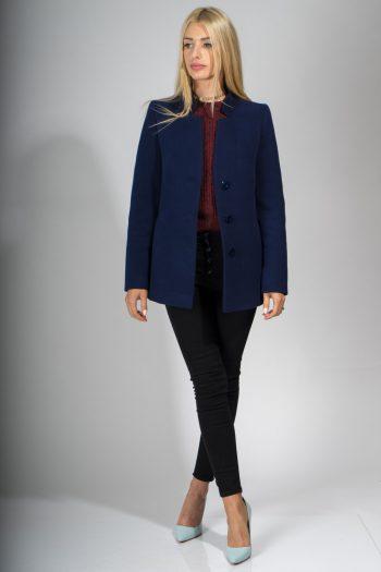 Jachetă Mattire Bleumarin