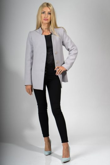 Jachetă Mattire gri