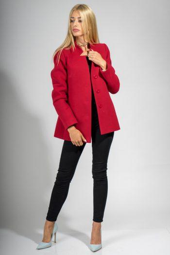 Jachetă Mattire roşu
