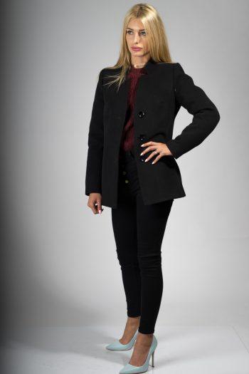 Jachetă Mattire negru