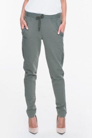 Pantaloni de trening Mosali verde