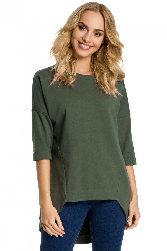 Bluză Moe verde