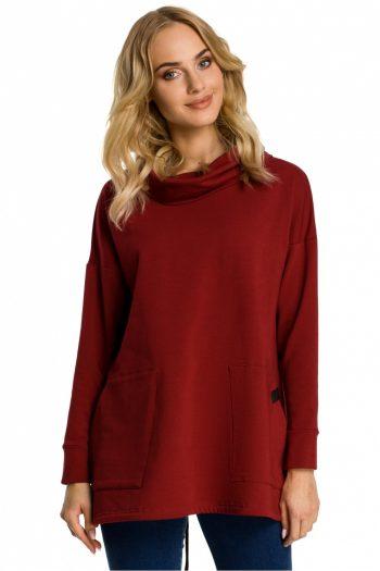 Bluză Moe roşu