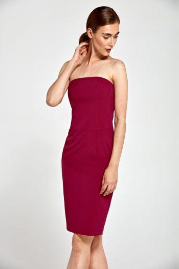 Rochie de seară Nife roşu