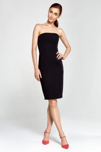 Rochie de seară Nife negru