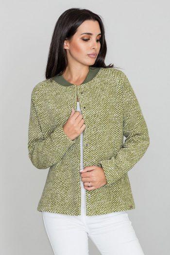 Jachetă Figl verde