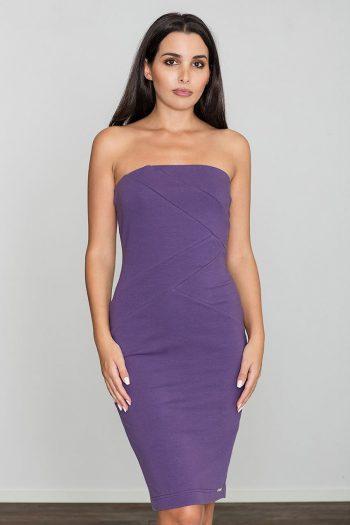 Rochie de seară Figl violet