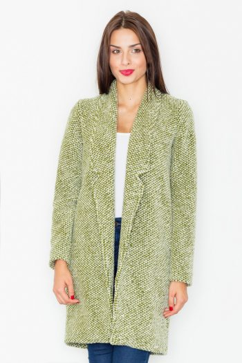 Palton Figl verde