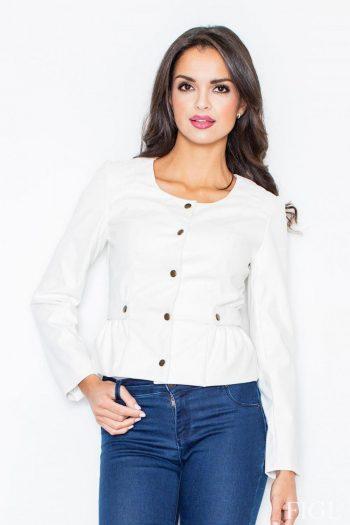 Jachetă Figl bej