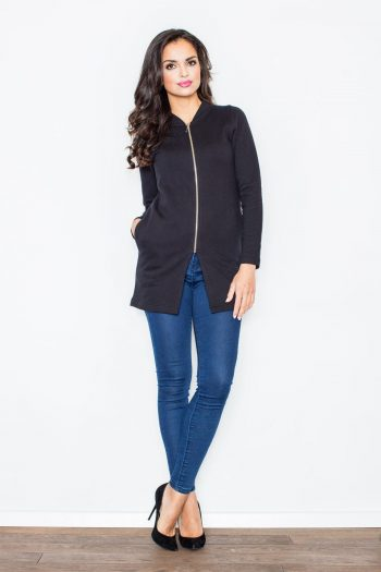 Jachetă Figl negru