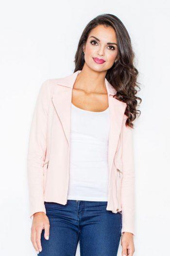 Jachetă Figl roz