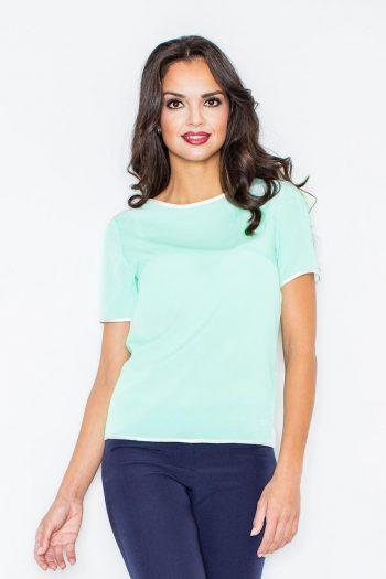 Bluză Figl verde