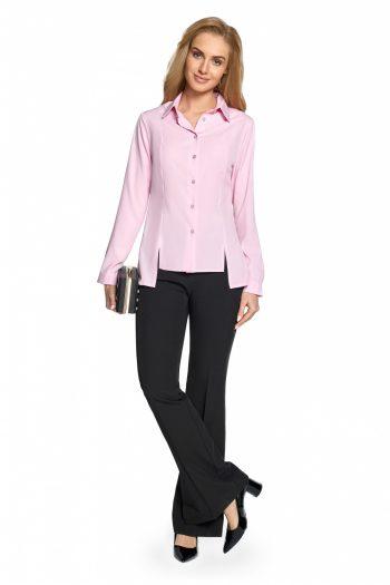 Cămaşă cu mânecă lungă Style roz