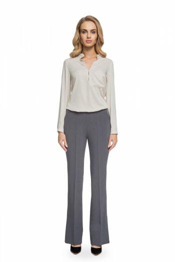 Pantaloni de damă Style gri