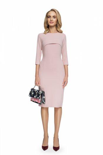 Rochie elegantă Style roz