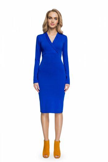 Rochie elegantă Style albastru