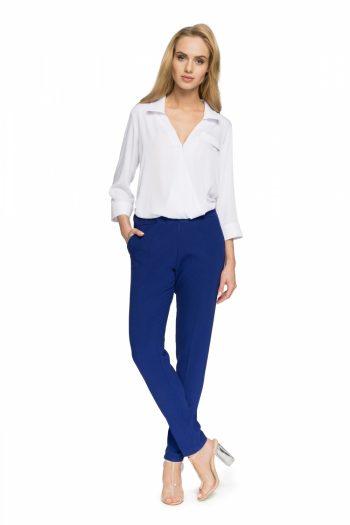 Pantaloni de damă Style albastru