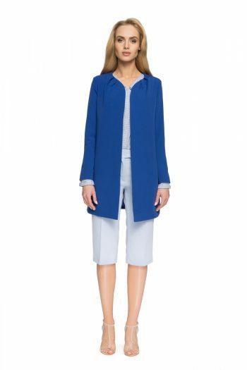Sacou Style albastru