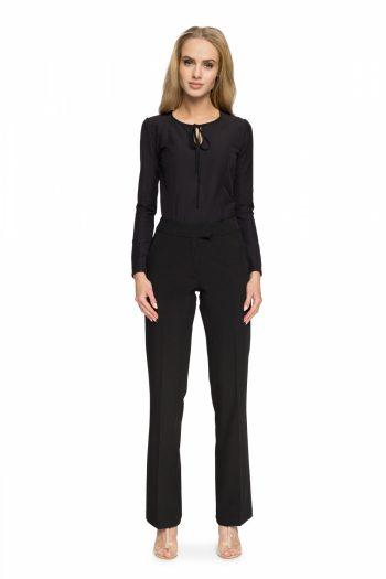 Pantaloni de damă Style negru