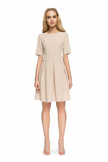 Rochie elegantă Style bej