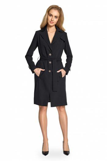 Palton Style negru