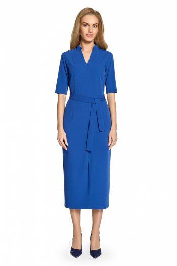 Rochie de zi Style albastru